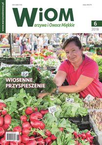 Warzywa I Owoce Miekkie - miesięcznik - prenumerata roczna już od 11,00 zł