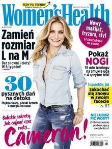 Women'S Health - miesięcznik - prenumerata kwartalna już od 3,99 zł
