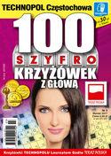 100 Szyfrokrzyżówek Z Głową - miesięcznik - prenumerata kwartalna już od 3,80 zł