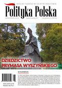 Polityka Polska - miesięcznik - prenumerata kwartalna już od 12,00 zł