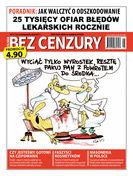 Bez Cenzury - dwutygodnik - prenumerata kwartalna już od 4,90 zł