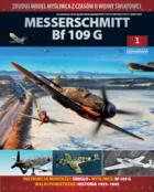 Messerschmitt Bf 109 G - tygodnik - prenumerata kwartalna już od 29,99 zł