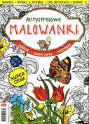 Antystresowe Malowanki - dwumiesięcznik - prenumerata roczna już od 4,99 zł