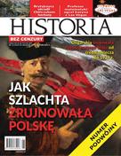 Bez Cenzury Historia - miesięcznik - prenumerata roczna już od 8,99 zł