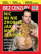 Polska Bez Cenzury - miesięcznik - prenumerata kwartalna już od 6,00 zł