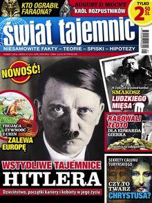 Świat Tajemnic - dwumiesięcznik - prenumerata kwartalna już od 3,99 zł