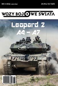 Wozy Bojowe Świata - miesięcznik - prenumerata półroczna już od 19,99 zł