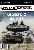 Wozy Bojowe Świata - miesięcznik - prenumerata roczna już od 19,99 zł