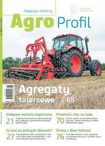 Agro Profil - miesięcznik - prenumerata półroczna już od 8,33 zł