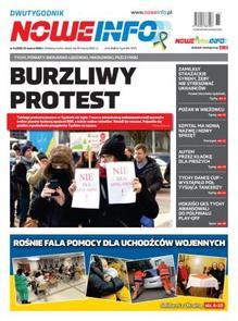 Nowe Info - dwutygodnik - prenumerata kwartalna już od 1,90 zł