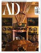 Ad Architectural Digest (It) - miesięcznik - prenumerata roczna już od 40,00 zł
