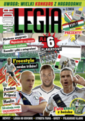 Młoda Legia - dwumiesięcznik - prenumerata roczna już od 9,99 zł