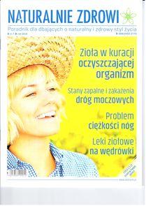 Naturalnie Zdrowi - kwartalnik - prenumerata roczna już od 5,00 zł