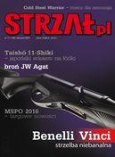 Strzał.Pl - miesięcznik - prenumerata kwartalna już od 14,99 zł