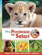 Disney Przyjaciele Na Safari - tygodnik - prenumerata półroczna już od 26,90 zł