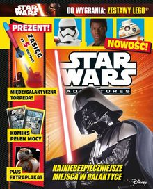 Star Wars Adventures - kwartalnik - prenumerata półroczna już od 9,99 zł