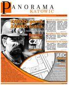 Panorama Katowic - miesięcznik - prenumerata kwartalna już od 2,00 zł