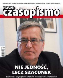 Nasze Czasopismo - miesięcznik - prenumerata kwartalna już od 5,00 zł