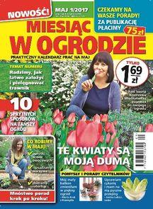 Miesiąc W Ogrodzie - miesięcznik - prenumerata kwartalna już od 1,79 zł