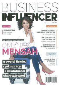 Business Influencer - kwartalnik - prenumerata roczna już od 19,50 zł