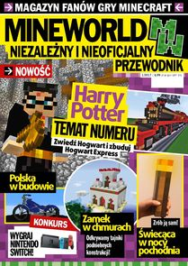 Mineworld - miesięcznik - prenumerata kwartalna już od 9,99 zł