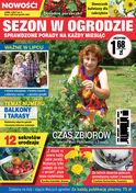 Sezon W Ogrodzie - miesięcznik - prenumerata kwartalna już od 1,78 zł
