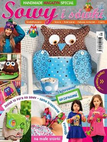 Handmade Magazyn Specjal - kwartalnik - prenumerata roczna już od 8,95 zł