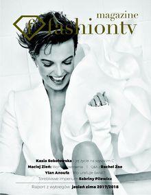 Fashiontv Magazine - dwumiesięcznik - prenumerata kwartalna już od 29,00 zł