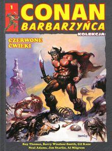 Conan Barbarzyńca - dwutygodnik - prenumerata dwumiesięczna już od 39,99 zł