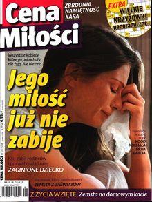 Cena Miłości - dwumiesięcznik - prenumerata półroczna już od 4,99 zł