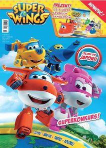 Super Wings - dwumiesięcznik - prenumerata kwartalna już od 9,99 zł