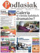 Podlasiak - tygodnik - prenumerata kwartalna już od 1,70 zł