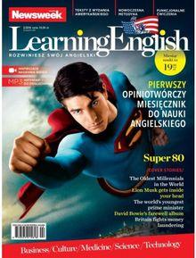 Newsweek Polska Learning English - miesięcznik - prenumerata kwartalna już od 19,99 zł