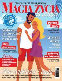 Magia Życia Na Urlopie - kwartalnik - prenumerata półroczna już od 4,74 zł