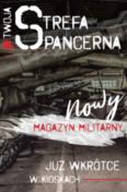 Twoja Strefa Pancerna - dwumiesięcznik - prenumerata roczna już od 17,50 zł